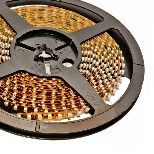 Single Row Series DC12V 3528SMD 900LEDs Flexible LED Strip Lights Home Lighting, Non Waterproof, 16.4ft Per Reel By Sale